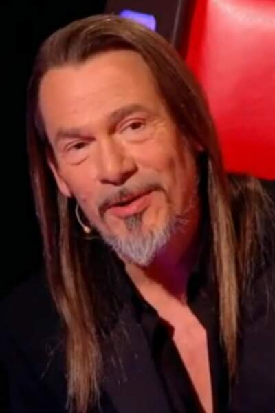 L'équipe de Florent Pagny, qui totalise 17 concurrents