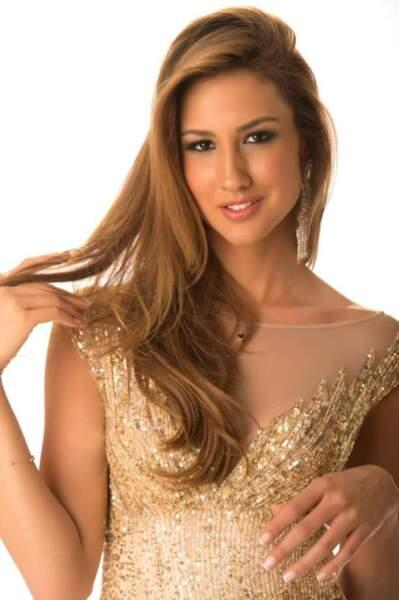 Miss Turquie (Çağıl Özge Özkul)