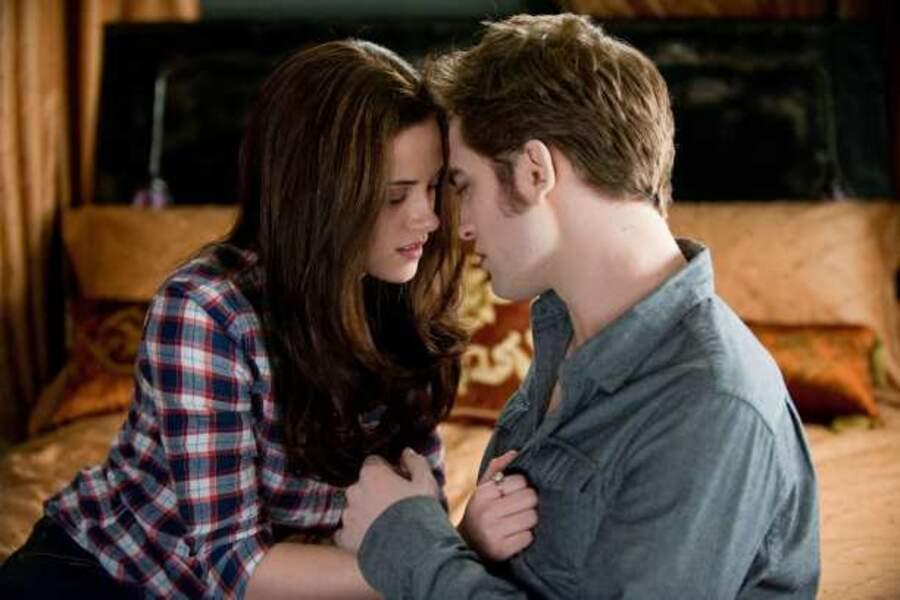 Bella et Edward - Twilight chapitre 3 - Hésitation