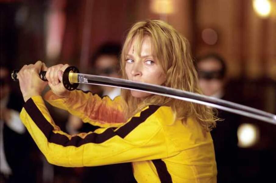 Kill Bill volume 1 (2003) - Uma Thurman