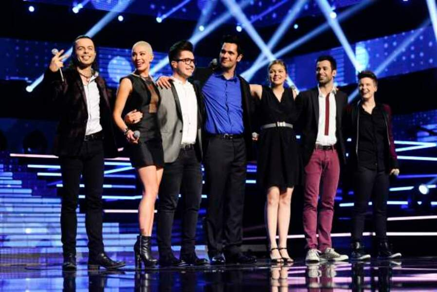 Les talents de The Voice rendent hommage à France Gall