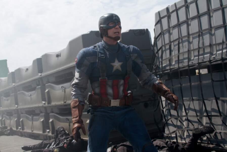 Captain America, le soldat de l'hiver (sortie le 26 mars 2014)