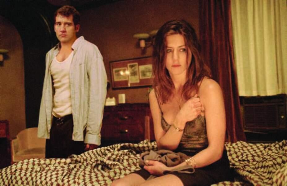 Dérapage (2006) : avec Clive Owen