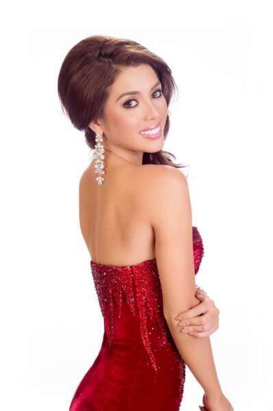 Mary Jean Lastimosa, Miss Philippines 2014