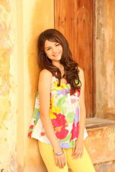 Des vacances ensoleillées pour Selena Gomez dans le film Les Sorciers de Waverly Place (2009)
