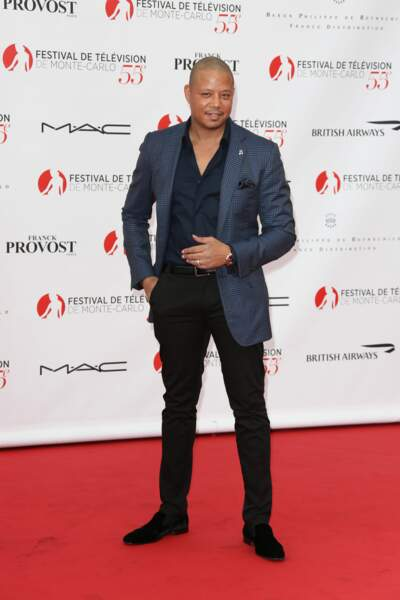 Dans Empire (bientôt sur M6), Terrence Howard joue Lucious Lyon, producteur star du hip-hop