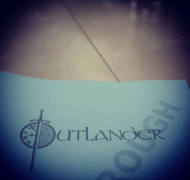C'est parti pour le tournage de la saison 5 d'Outlander !