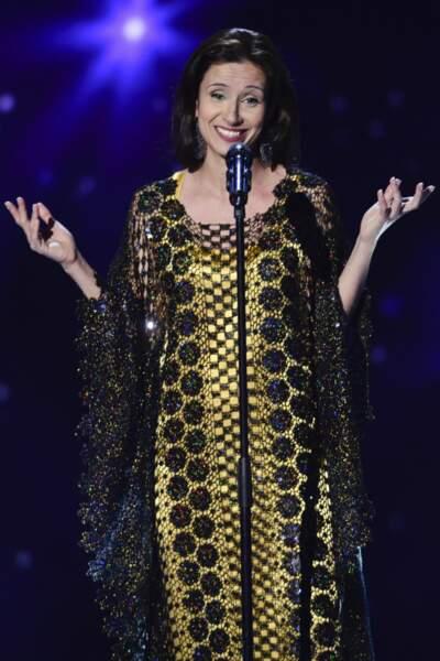 C'est grâce à sa fille, qui a choisi sa coach, que la cantatrice Rany Boechat a intégré la team Jenifer