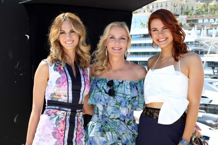 Les acteurs d'Amour, gloire et beauté ont tourné un nouvel épisode à Monaco