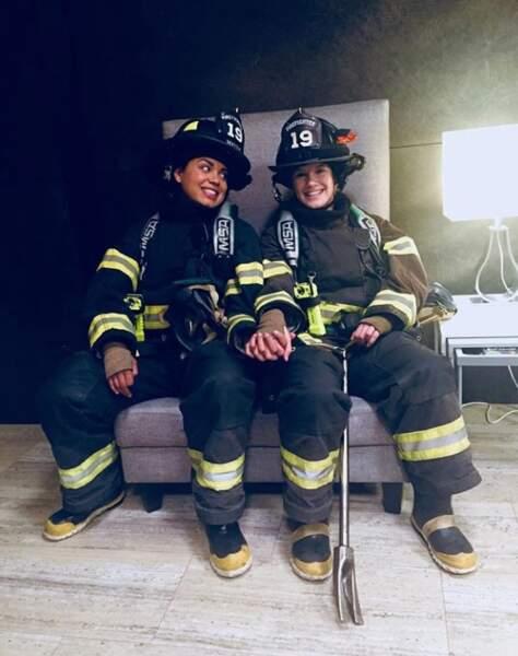 Les actrices de Grey's Anatomy : Station 19 sont très proches