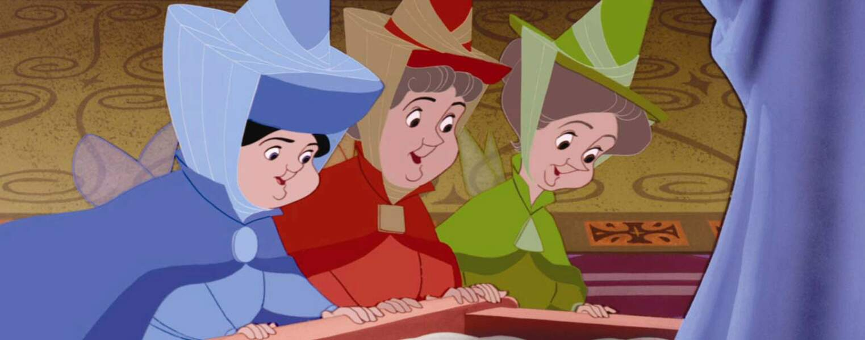 Les trois fées de La Belle au bois dormant (1959)