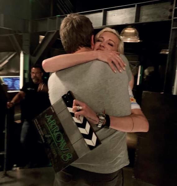 Les larmes sont de sortie sur le plateau d'Arrow. En effet, la saison 8 sera bel et bien la dernière !