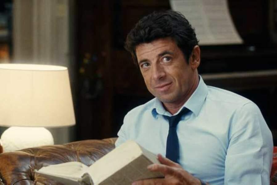 Patrick Bruel, dans Le Prénom (Meilleur acteur)