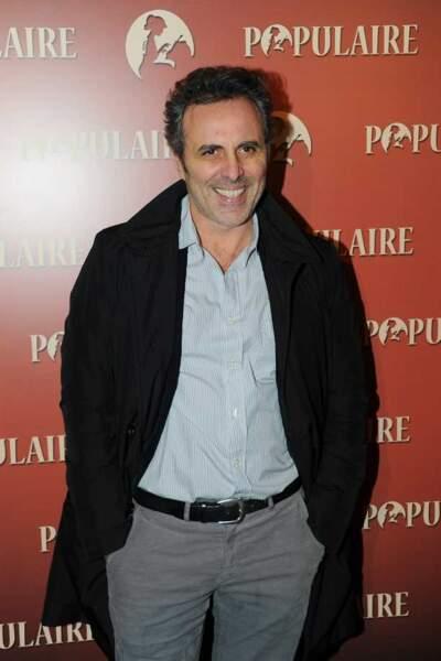Gilbert Melki à l'avant-première de Populaire