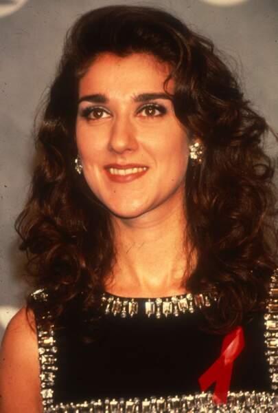 En 1992, Céline Dion ressemblait à ça...