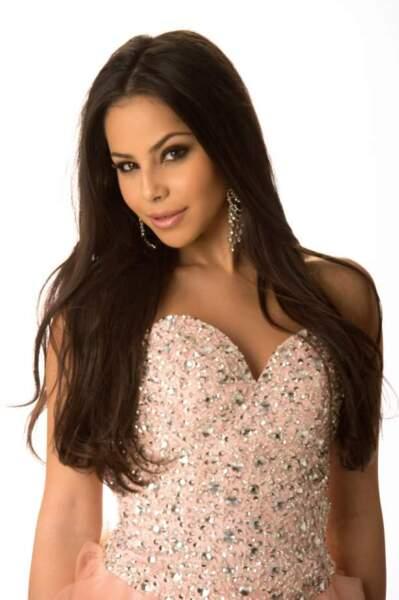 Miss Norvège (Sara Nicole Anderson)