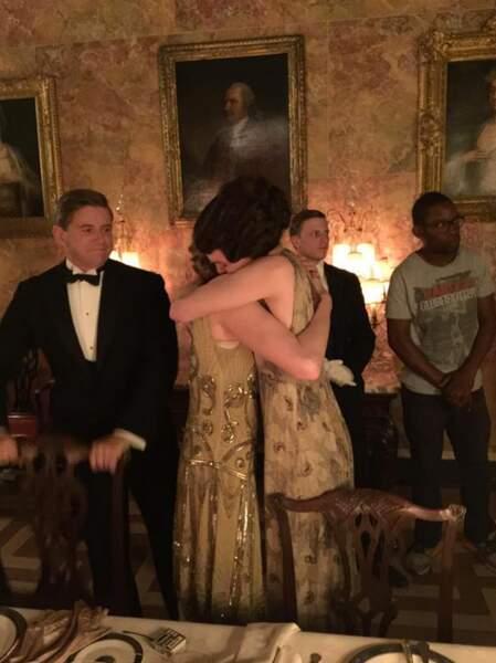Downton Abbey c'est fini ! Sur le tournage de la saison 6, les adieux ont été déchirants