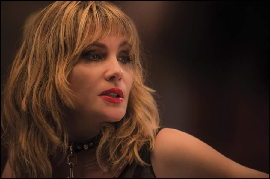 Emmanuelle Seigner (La Vénus à la fourrure) (catégorie meilleure actrice)