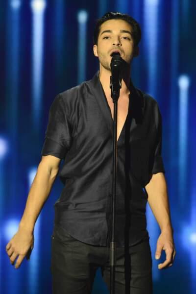 La prestation«classe» et «délicate» de Théo Road sur Cry Me a River version Michael Bubléa conquis deux coachs