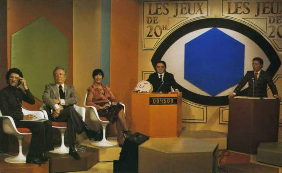 Les Jeux de 20 heures - Maître Capello (1976)