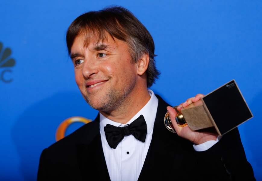 Le réalisateur Richard Linklater, récompensé pour Boyhood