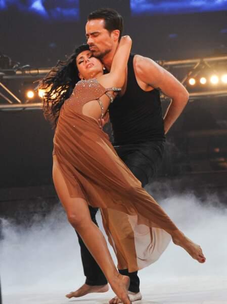 Damien Sargue & Candice Pascal