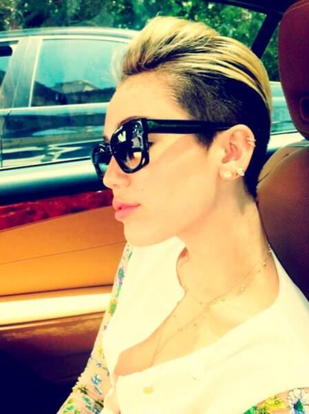 Et puis dans le courant de l'été 2012, Miley Cyrus opère un tournant radical.