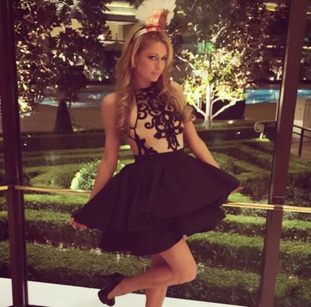 Paris Hilton toujours aussi sexy
