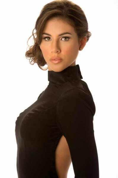 Miss Aruba (Liza Helder)