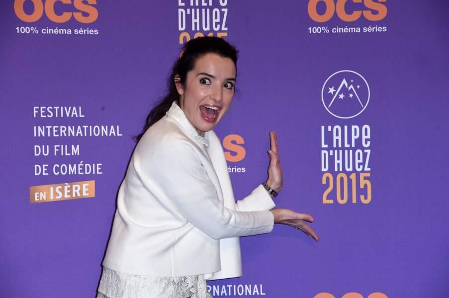 Isabelle Vitari, alias Karine dans Nos chers voisins, fait aussi partie des coups de projecteur du festival…