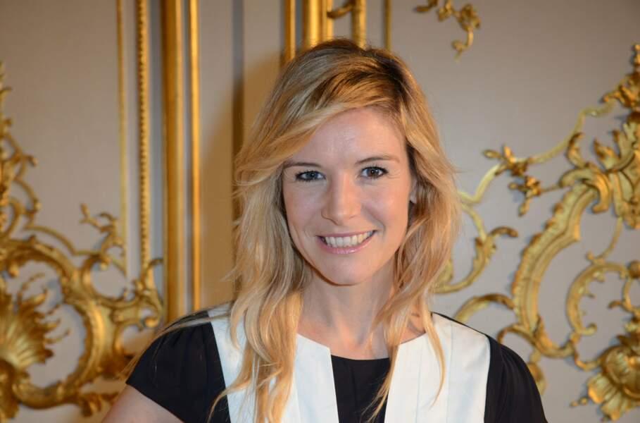 Autre recrue de W9 : Louise Ekland qui a co-animé une saison de La France a un incroyable talent sur M6.