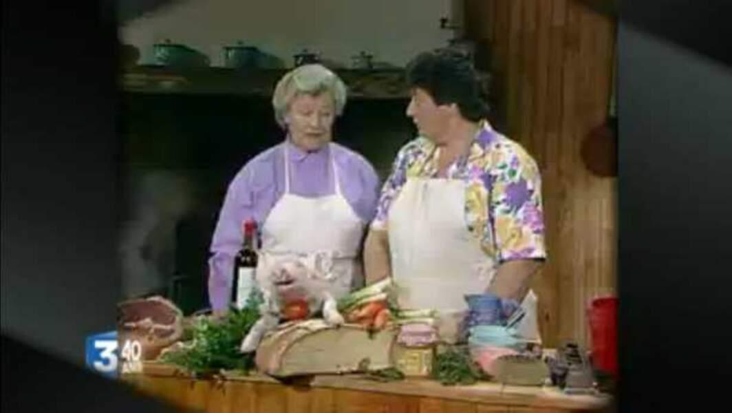 La Cuisine des mousquetaires - Maïté et Micheline (1983)