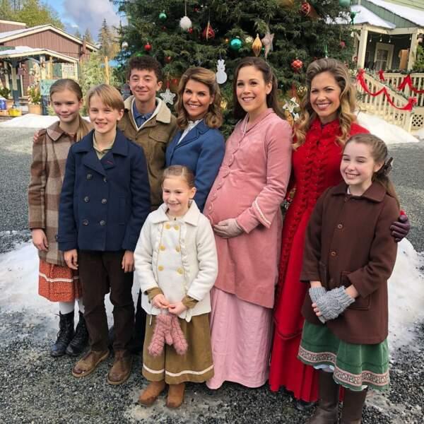 Les acteurs de la série Le Coeur a ses raisons forment une vraie petite famille