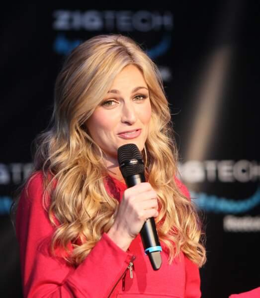 Erin Andrews (Fox Sport) a été élue présentatrice sportive la plus sexy des États-Unis par le magazine Playboy.
