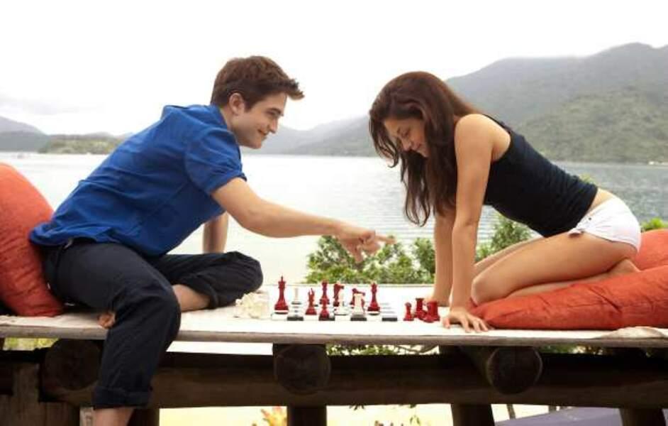 Edward et Bella - Twilight chapitre 4 : Révélation première partie