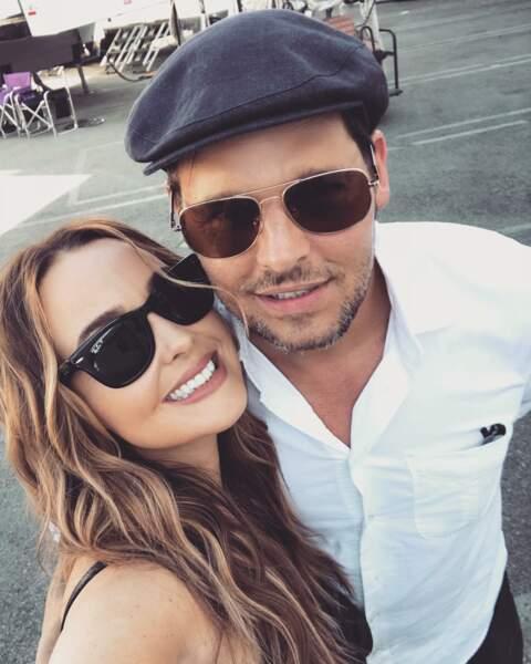 Camilla Luddington et Justin Chambers semblent avoir bien profité de leur été avant de retrouver Jo et Alex