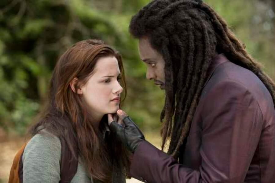 Bella et Laurent - Twilight chapitre 2 : Tentation