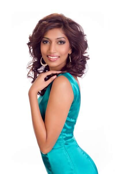 Avanti Page, Miss Sri Lanka 2014