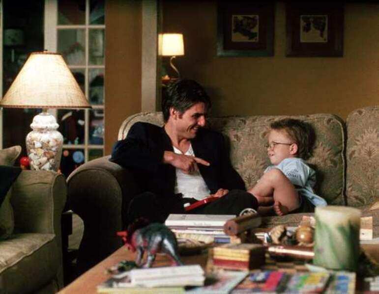 Jerry Maguire, avec Jonathan Lipnicki (1996)