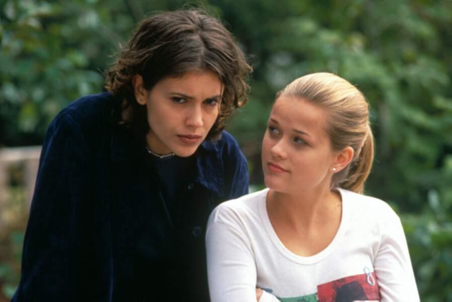 Après Freeway (1996), elle poursuit dans le thriller avec Fear (1998), harcelée par Mark Wahlberg