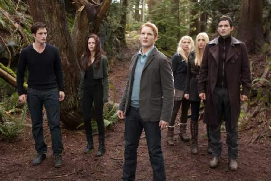 Les Cullen - Twilight chapitre 5 : Révélation deuxième partie