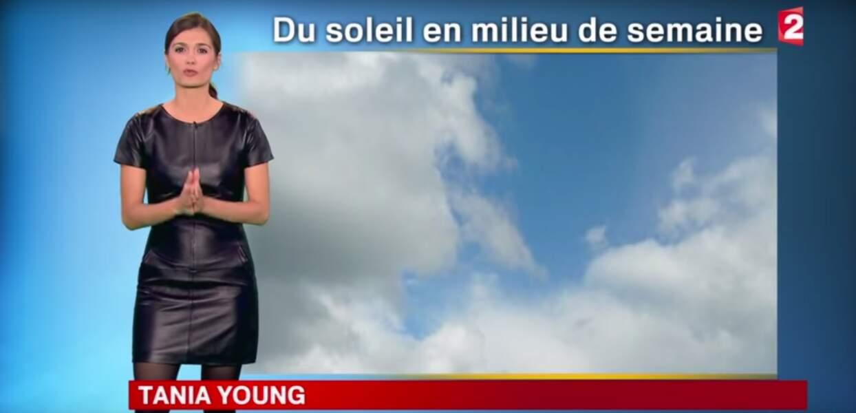 Avant de partir sur France 2 pour faire la pluie et le beau temps et animé Faut pas rêver de 2011 à 2014.