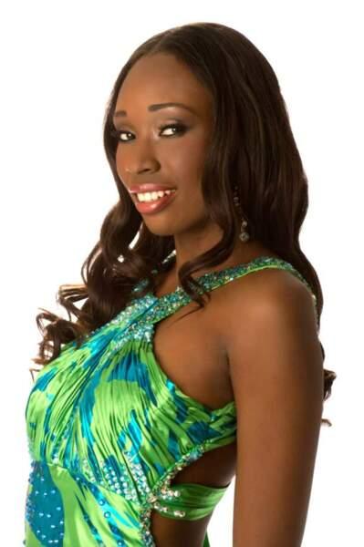 Miss Îles Vierges britanniques (Abigail Hyndman)