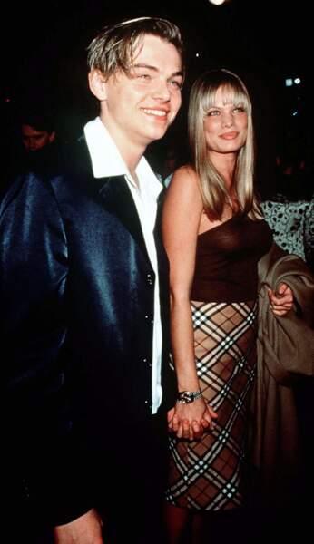 En 1997, c'est au tour de Kristen Zang de s'emparer du coeur de l'acteur pour petits 15 mois