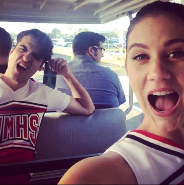 Mason (Billy Lewis Jr) et Madison (Laura Dreyfuss), les jumeaux cheerleaders