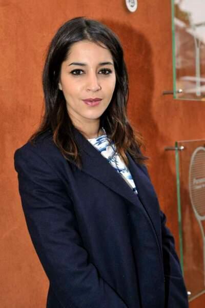 Leïla Bekhti, belle de match