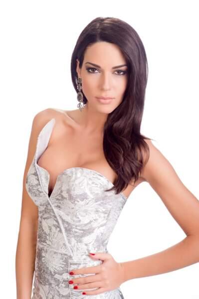 Ismini Dafopoulou, Miss Grèce 2014