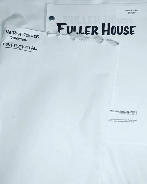 Dave Coulier, alias Joey, va lui aussi réaliser un épisode de Fuller House