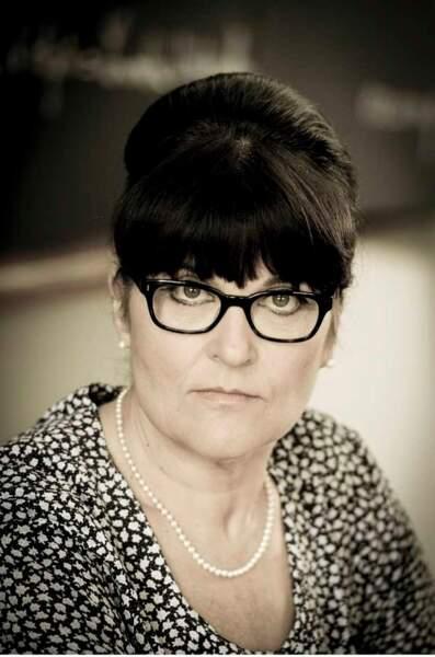 Madame Gouiran, professeur de Mathématique et de Sciences