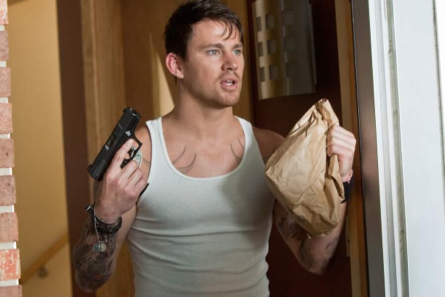 Il est Zip, l'amant secret de Winona Ryder, dans la comédie de Ron Howard, Le dilemme (2011).